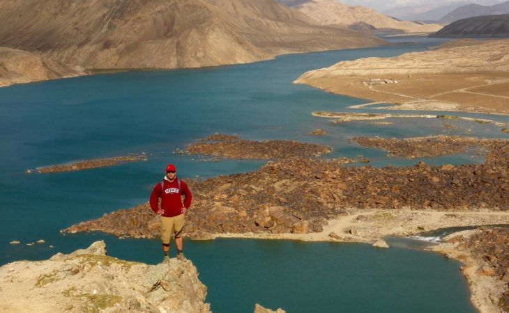 Tajikistan travel to yashilkul is a rewarding trekking route