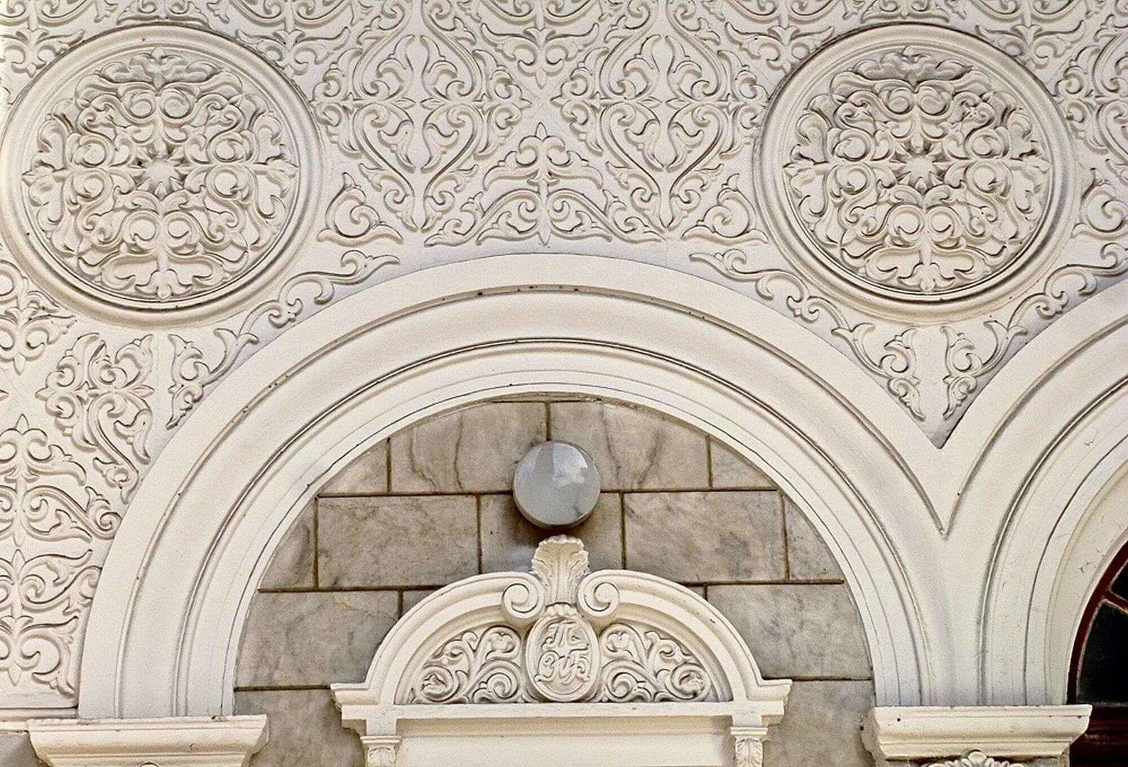 Central Asia, architecture design