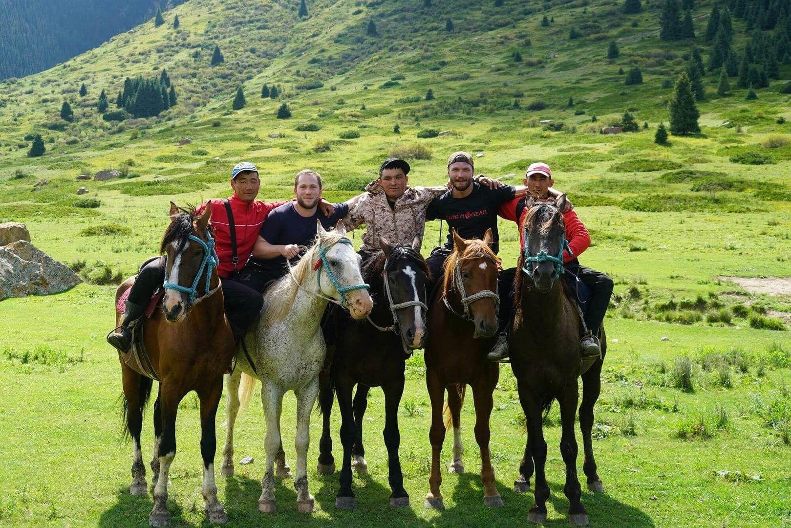 Active Holidays Kyrgyzstan Tours Kalpak Travel