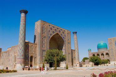 Samarkand - Uzbekistan travel advice