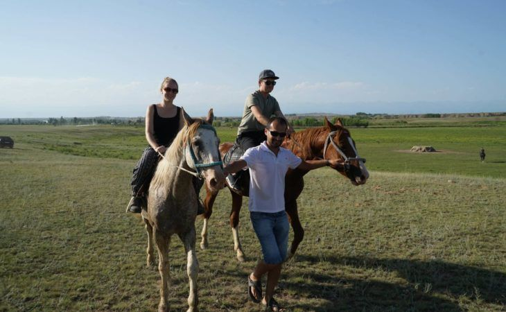 active outdoor adventures in central asia