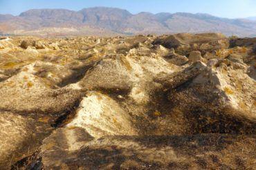 Ancient Penjikent ruins, tajikistan history