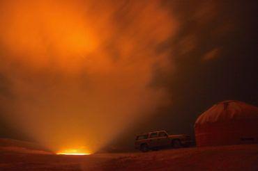 Darvaza gate to hell - Turkmenistan