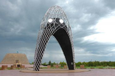 Astana Alzhir Prison Museum
