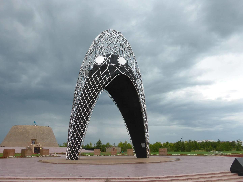 Astana Alzhir Prison Museum-Central Asia-Tour