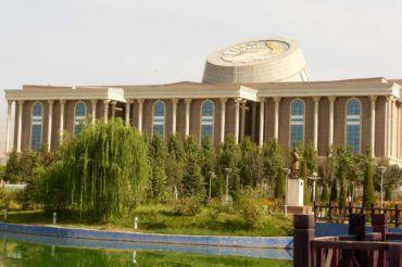 Dushanbe museum Tajikistan facts