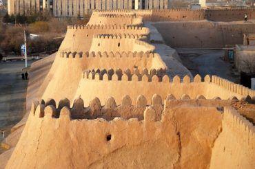 Khiva ichan kala - Uzbekistan