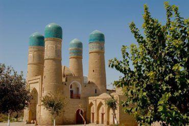 Bukhara Chor Minor - Uzbekistan travel