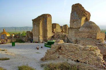 Anau ashgabat ruins - Turkmenistan