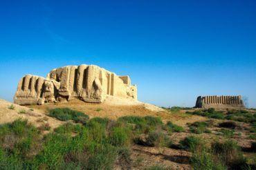 Merv kyz kala - Turkmenistan