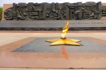 WWII Memorial Karaganda
