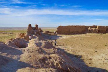Ayaz kala - Uzbekistan travel guide
