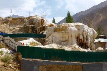 Garm Chashma mineral waters - Tajikistan