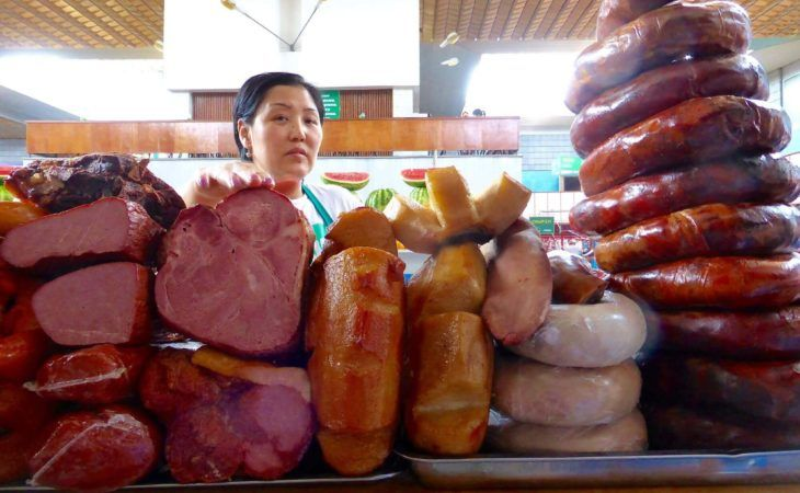 Horse Meat Sausages Kazy