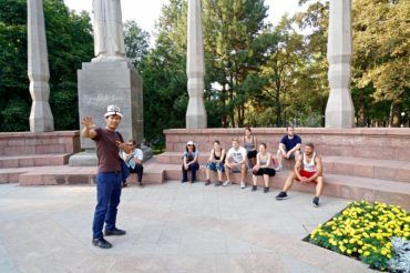 City tour in bishkek