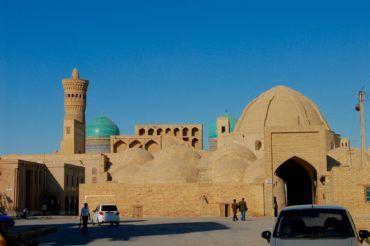 Bukhara - visit Uzbekistan travel central asia