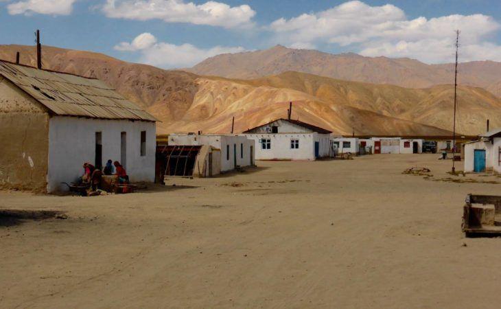 Bulunkul village is the coldest village in Tajikistan