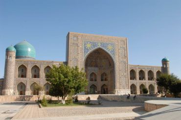 Medrassahs were important educational institutions on the territory of the current Uzbekistan as people would come here to study from the whole Central Asian region, Uzbekistan country destination
