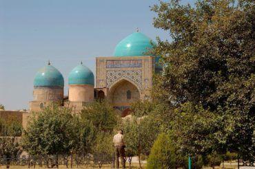 Tashkent, Uzbekistan mosque in Central Asia