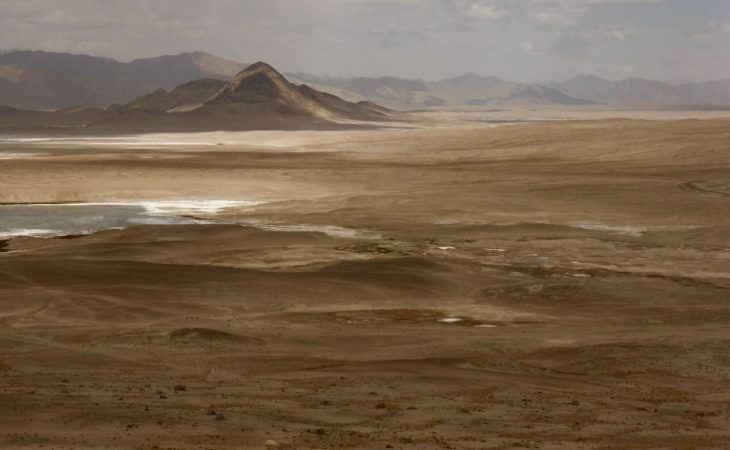 Tajikistan Travel - wild and empty vast mountain places