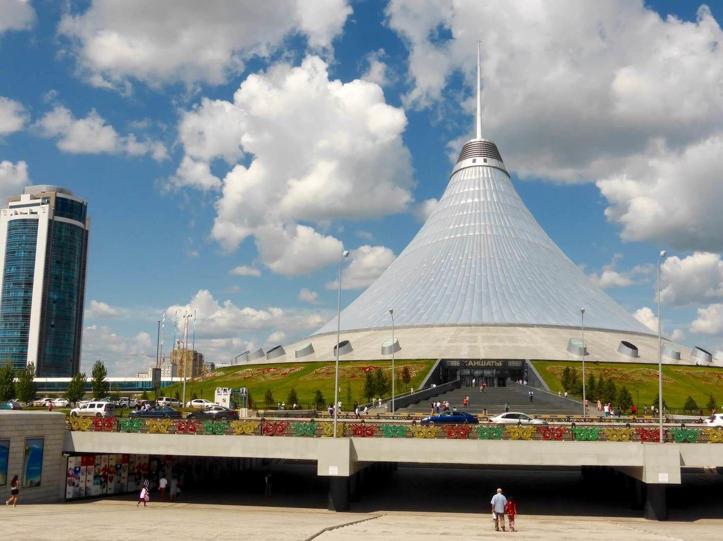 Astana architecture