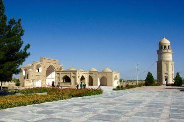 Merv yusuf khamadani mausoleum - Turkmenistan