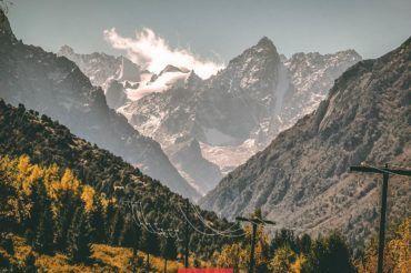 Ala Arcah Nationa Park, Kyrgyzstan