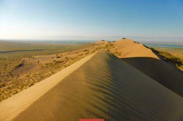 Kazakhstan, Altyn Emel National park