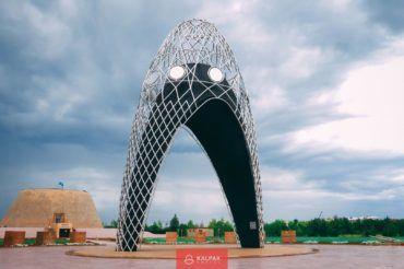 Astana Museum, Alzhir, Kazakhstan