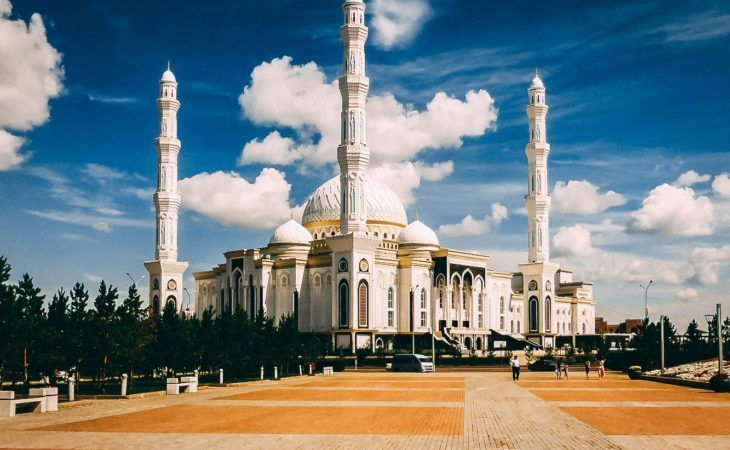 Astana Travel, mosque