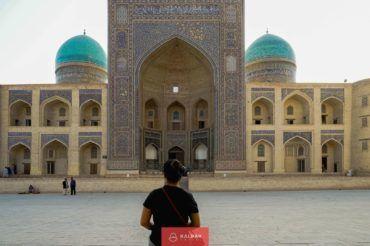 Uzbekistan, city, Bukhara