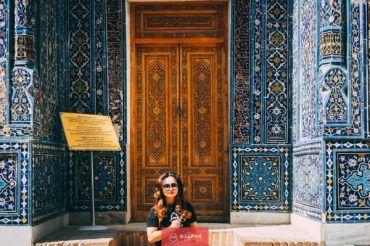 Uzbekistan beautiful girl
