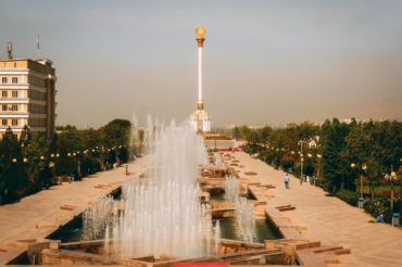Dushanbe city tour