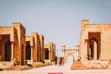 Hissar fortress, Tajikistan, Dushanbe