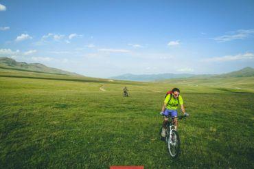 Kyrgyzstan cycle