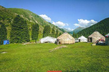 Kyrgyzstan private tour