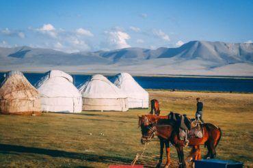 Kyrgyzstan travel adventure
