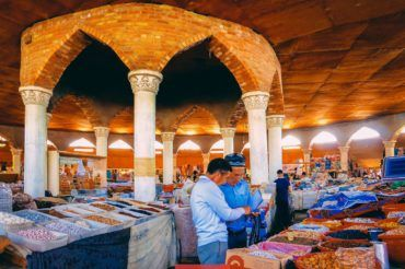 Tajikistan bazaar, Tajikistan