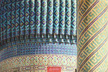 Samarkand architecture, Gur Emir Dome detail