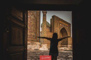 Uzbekistan, Samarkand travel