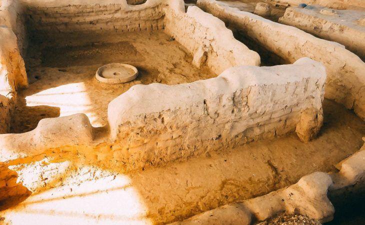 Tajikistan, Sarezm ancient ruins