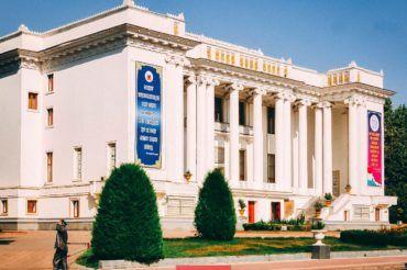 Tajikistan Dushanbe city tour