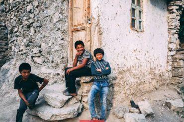 Tajikistan local people
