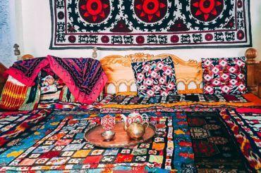 Tajikistan handicraft
