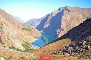 Fann mountains tour, Tajikistan