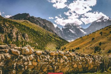 Tajikistan Tour, Fann Mountains