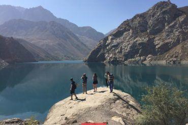 Tajikistan Travel guide, Iskanderkul lake