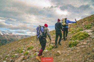 Trekking Kyrgyzstan tour