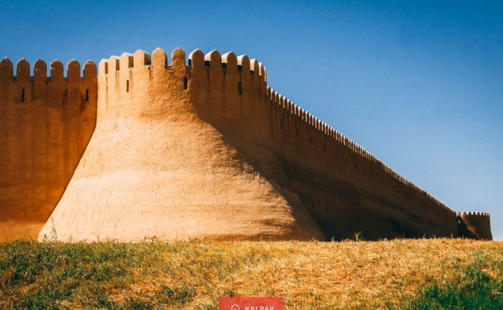 Turkestan Walls, Kazakhstan tour