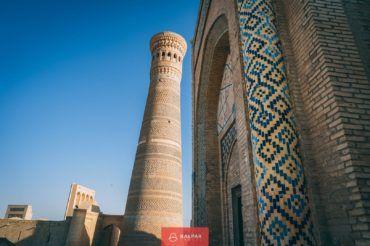 Uzbekistan, tower